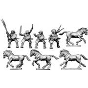 Tibetan Nomad Cavalry 1