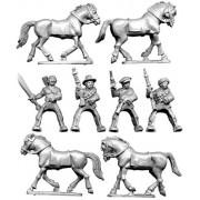 Mounted Chinese Bandits 1