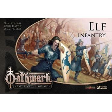 Oathmark: Elf Infantry