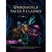 Underworld Races & Classes - 5th Edition Compatible