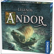 Legends of Andor - Journey to the North Expansion