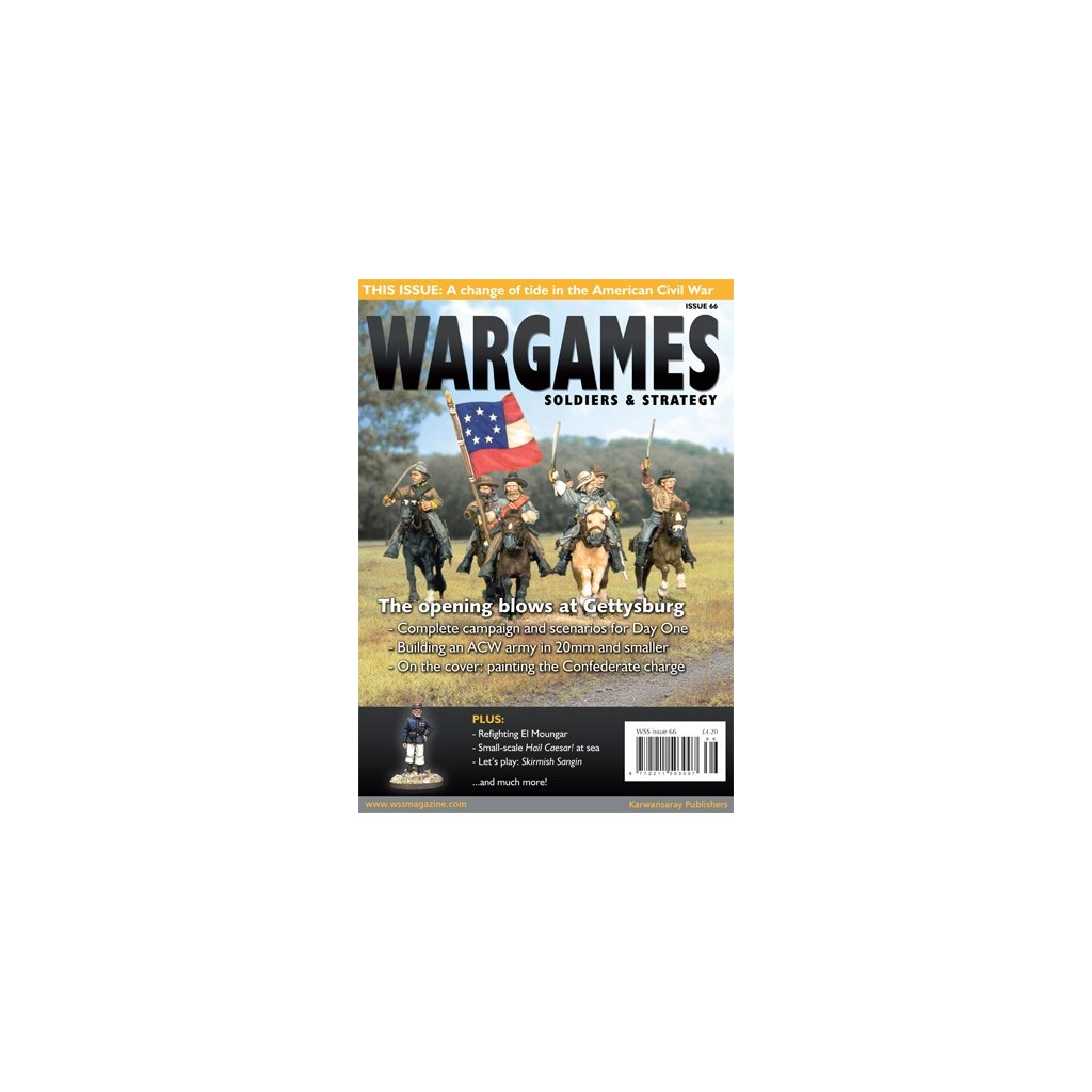 Wargames, Soldiers & Strategy 66