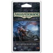 Arkham Horror : The Card Game - The Labyrinths of Lunacy