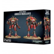 W40K : Imperial Knights - Armiger Warglaives
