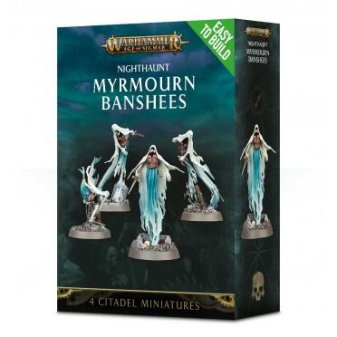 Age of Sigmar : Easy to Build - Nighthaunt Myrmourn Banshees