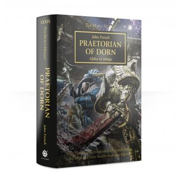 The Horus Heresy: Praetorian of Dorn (Hardback)