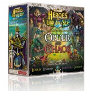Heroes of Land : Air & Sea - Order and Chaos Expansion pas cher
