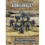 Konflikt 47 - Italian Centurion Heavy Infantry Squad