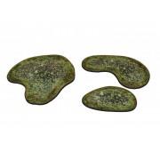Playmats -Foam 2D terrain - Swamp