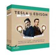 Tesla vs. Edison : Duel