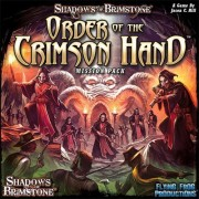Shadows of Brimstone - Order of the Crimson Hand - Mission Pack