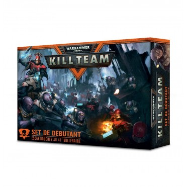 Warhammer 40000 Kill Team Starter Set Boutique Philibert En