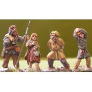 Saga - Civils et bétails - Esclavagistes vikings et captifs