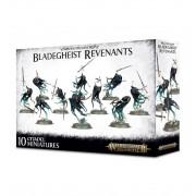 Age of Sigmar : Death - Nighthaunt Bladegheist Revenants