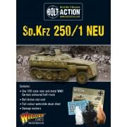 Bolt Action  - German -  Sd.Kfz 250/1 Neu Half-Track