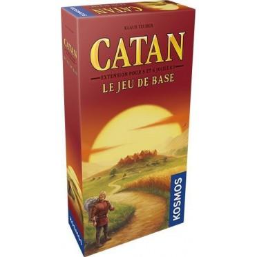 Catan -  Extension 5-6 joueurs