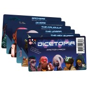 Dicetopia - Faction Pack pas cher