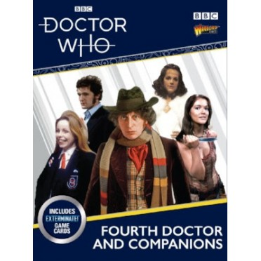 Doctor Who - 4th Doctor and Companions Set