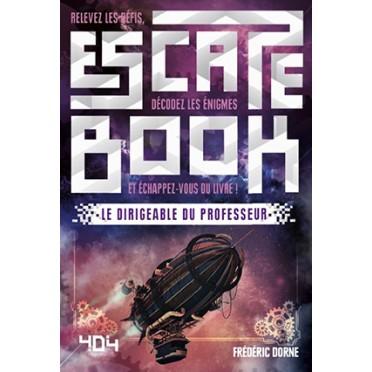 Escape Book Le Dirigeable Du Professeur