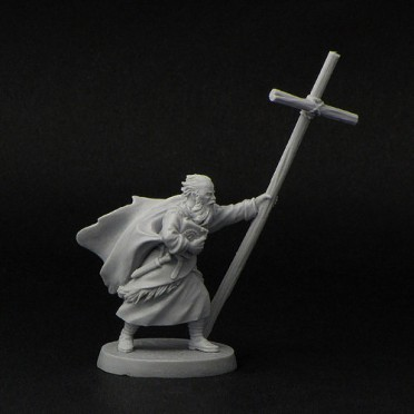 Saga - Prêtre Chrétien
