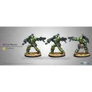 Infinity - Haqqislam - Heavy Assault Regiment Al Fasid (Heavy RL)