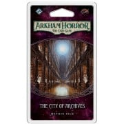 Arkham Horror: The Card Game - City of Archives pas cher