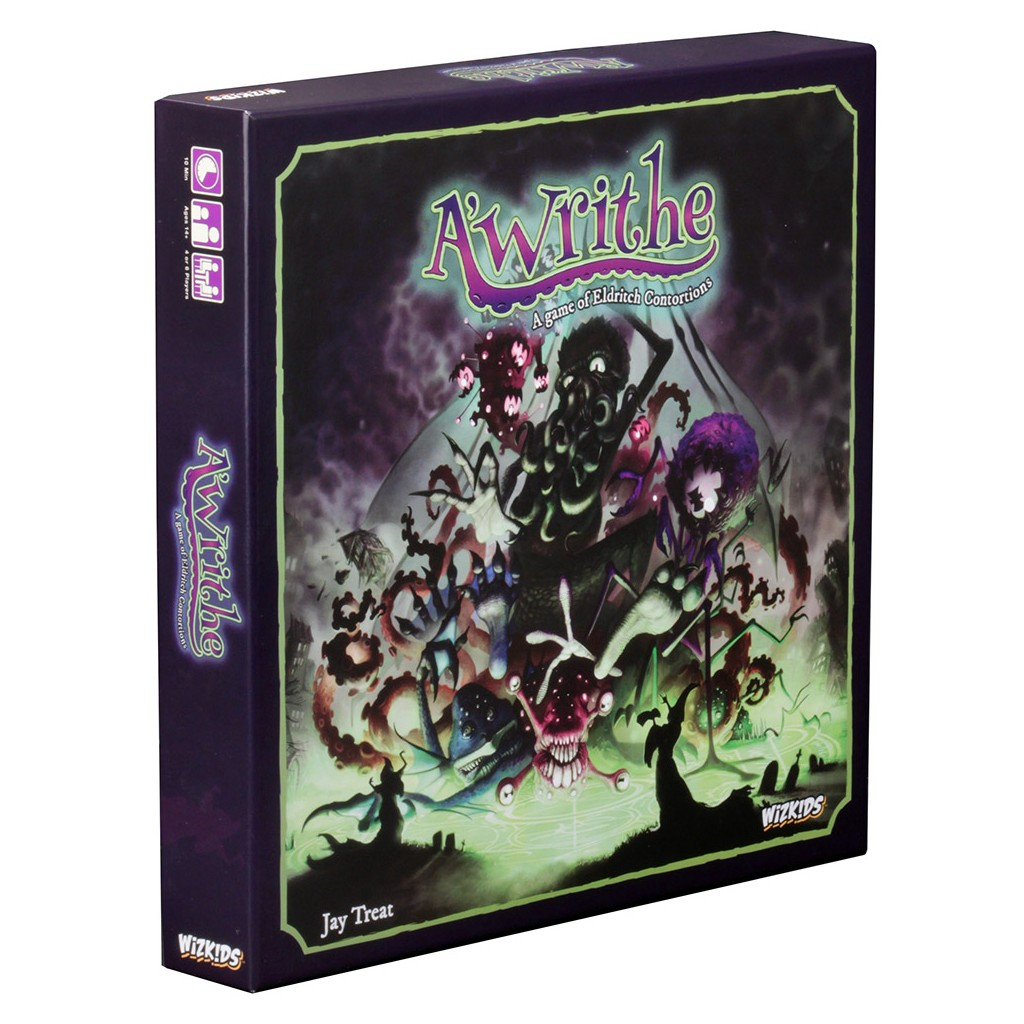 A'Writhe: A Game of Eldritch Contortions | Board Game …