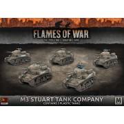 M3 Stuart Tank Company (copie)