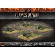 122mm Artillery Battery