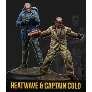 Batman - Captain Cold & Heatwave