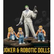Batman - Joker and Robotic Dolls