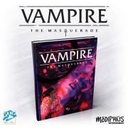 Vampire: The Masquerade - 5th Ed Core Book pas cher