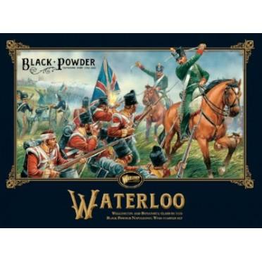 Buy Waterloo - Black Powder 2nd edition Starter Set - Board Game - Warlord  Games