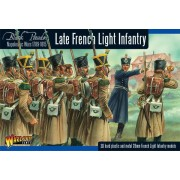 Napoleonic War Late French Light Infantry (copie)