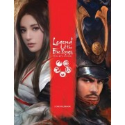 Legend of the Five Rings Roleplaying - Core Rulebook