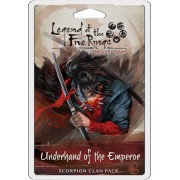 Legend of the Five Rings : The Card Game - Underhand of the Emperor Scorpion Clan Pack