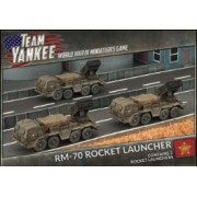 Team Yankee - RM70 Rocket Launcher Battery