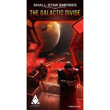 Small Star Empires - The Galactic Divide
