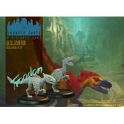 Drowned Earth: Troodons (x2)