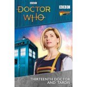 Doctor Who - 13th Doctor and TARDIS