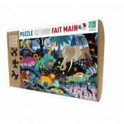 Puzzle - Nuit dans la Jungle - 50 pièces