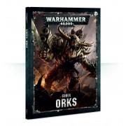 W40K : Codex - Orks 8ème Edition (Rigide)