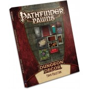 Pathfinder Pawns : Dungeon Decor Pawn Collection pas cher