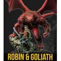 Batman - Robin & Goliath 0