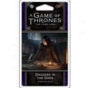 A Game of Thrones : The Card Game - Daggers in the Dark pas cher