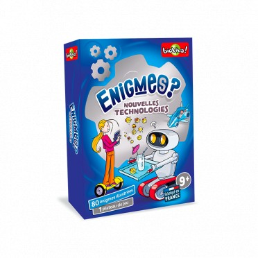 Enigmes - Nouvelles Technologies