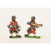 Late 16th Century Korean: Crossbowmen