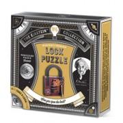 Einstein Puzzle Lock