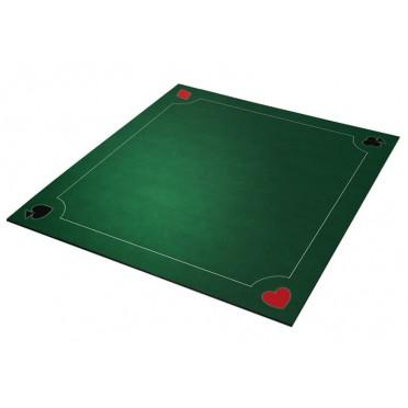 Tapis Multi - Cœur de Pique Excellence : Vert (70x70cm)