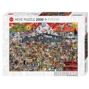 Puzzle – British Music History: 2000 Pièces